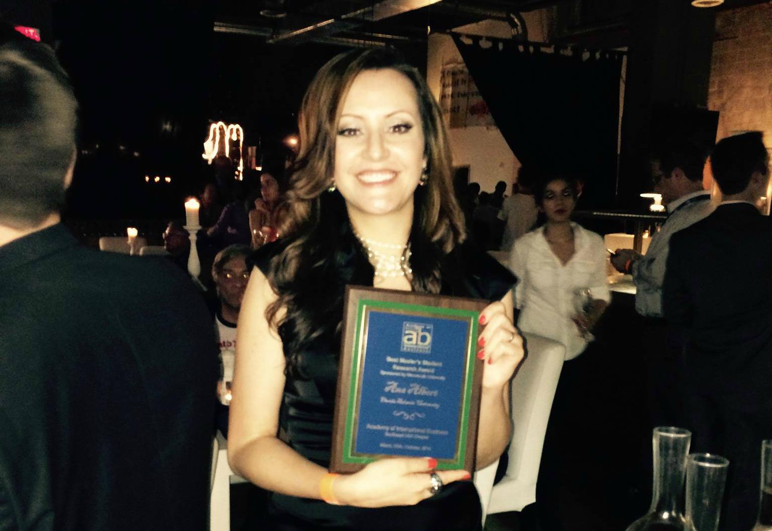 AIBSE Award 2