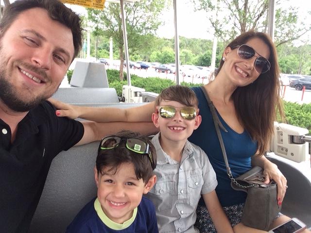 cristina family