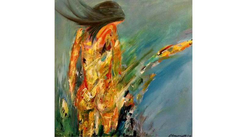 Bernarda Giacometti – Growing Through Her Art