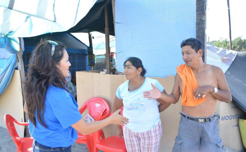 Nina Vaca – Rebuilding Ecuador