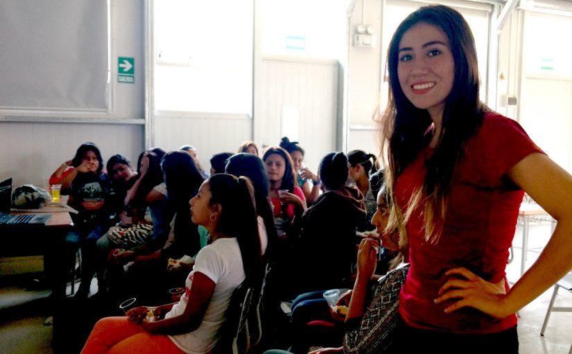 Claudia Rivas – Compartiendo el Mundo de Ingeniería
