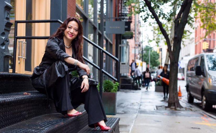 Minue Yoshida – Wonder Woman Bridging Multicultural Barriers